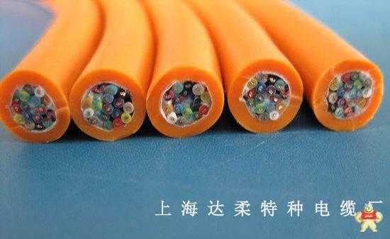 高柔性机床拖链电缆耐弯曲耐磨 拖链电缆,耐弯曲电缆,耐磨电缆,耐油电缆,高柔性电缆