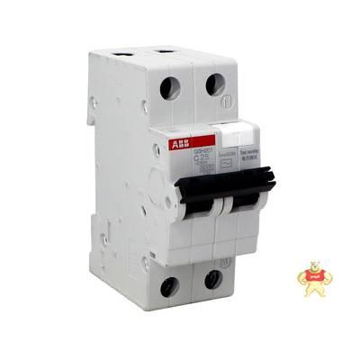 ABB剩余电流动作断路器 GS201 AC-C16/0.03;10114983 漏电 16A