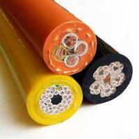 达柔厂家供应  垂直升降运动电缆 移动耐寒防冻起重机卷筒电缆3*240/120/90/50/25+2*10/16