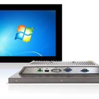 17寸电容嵌入式触摸显示器防水防尘显示器
