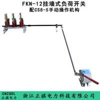 FKN-12墙上安装负荷开关配CS8-5操作机构