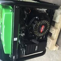 工业用220A汽油发电电焊机
