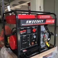 柴油发电电焊一体机220A柴油电焊机组