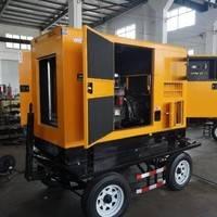400A柴油自发电电焊一体机组