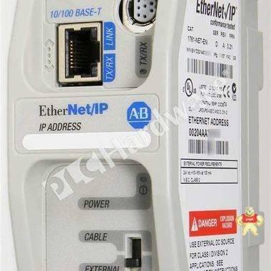 全新Allen Bradley 1761-NET-ENI/D以太网接口