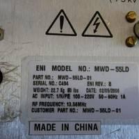 ENI MKS仪器MWD-55LD-01射频匹配13.56兆赫 原装