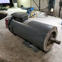 RELIANCE 2 HP ELECTRIC DC MOTOR 180 VDC 1750 RPM LF0056HCZ