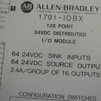 Allen-Bradley: 1791-IOBX, 128 Point Distribution I/O <