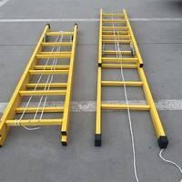 伸缩式升降梯JZ-SJYT-005方管绝缘升降梯河北绝缘梯厂家