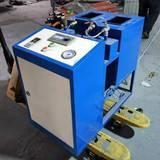 启航机械 小型聚氨酯发泡机 冷库喷涂设备低压发泡机 厂家直销
