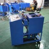 启航机械 铝型材门窗补口机 低压聚氨酯发泡机 流量可调浇注机