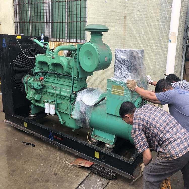 进口二手发电机收购公司 怡远发电机公司正规可靠
