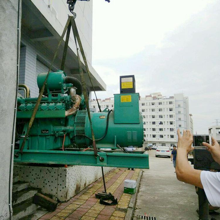 东莞进口发电机回收厂家 怡远发电机公司免费上门评估
