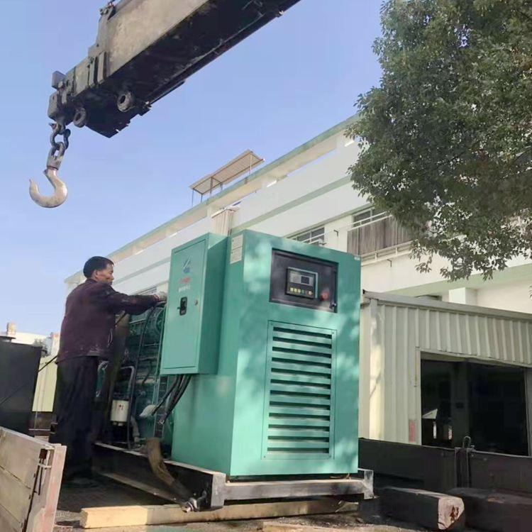 广州发电机组回收厂家 怡远发电机公司正规可靠