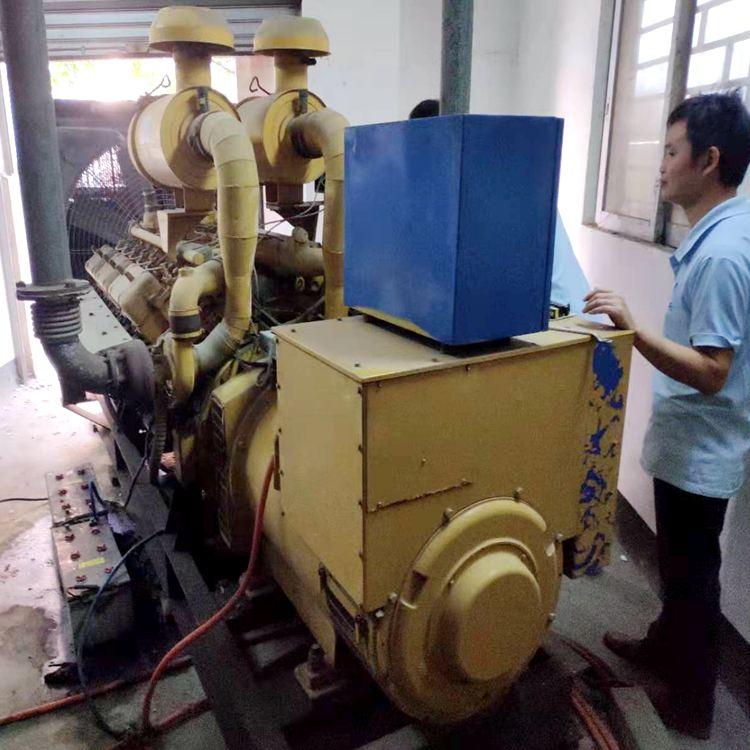 惠州柴油发电机组回收电话 怡远发电机公司13年回收经验