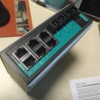 EDS-408A-PN   MOXA  8口工业交换机   支持 PROFINET