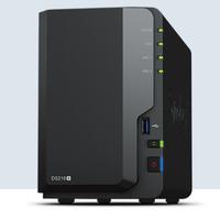 Synology群晖DS218+ 2盘位NAS 家庭,中小企业数据资料存储 私有云
