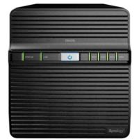 Synology群晖DS420J 网络存储公司用家用NAS存储云存储服务器