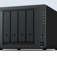 Synology群晖DS418 网络存储公司用家用NAS存储云存储服务器