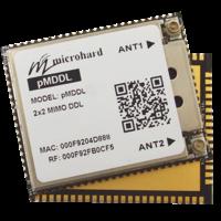 加拿大Microhad PMDDL2350 图传模块 无人机模块 可传视频语音 语音模块