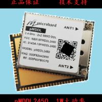 加拿大Microhard PMDDL2450 图传模块 加拿大原装进口 2.4G通用无线频段