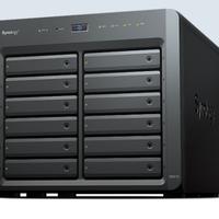 Synology群晖DS2419+12盘塔式NAS服务器 中小企业存储备份 云存储