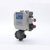 韩国进口YTC定位器 高品质阀门定位器 可带反馈多种参数要求