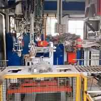 汽车油箱焊接站非标自动化设备厂家