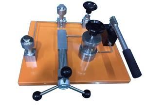 压力校验台-台式液压校验台(水或油造压)-台式气压校验台(空气造压)ATE2000厂家直销