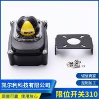 普通防护型IP66 内置机械式进口微动开关 限位开关回讯器APL-310