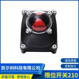 普通防护型IP67内置机械式进口微动开关 回讯器 限位开关APL-210