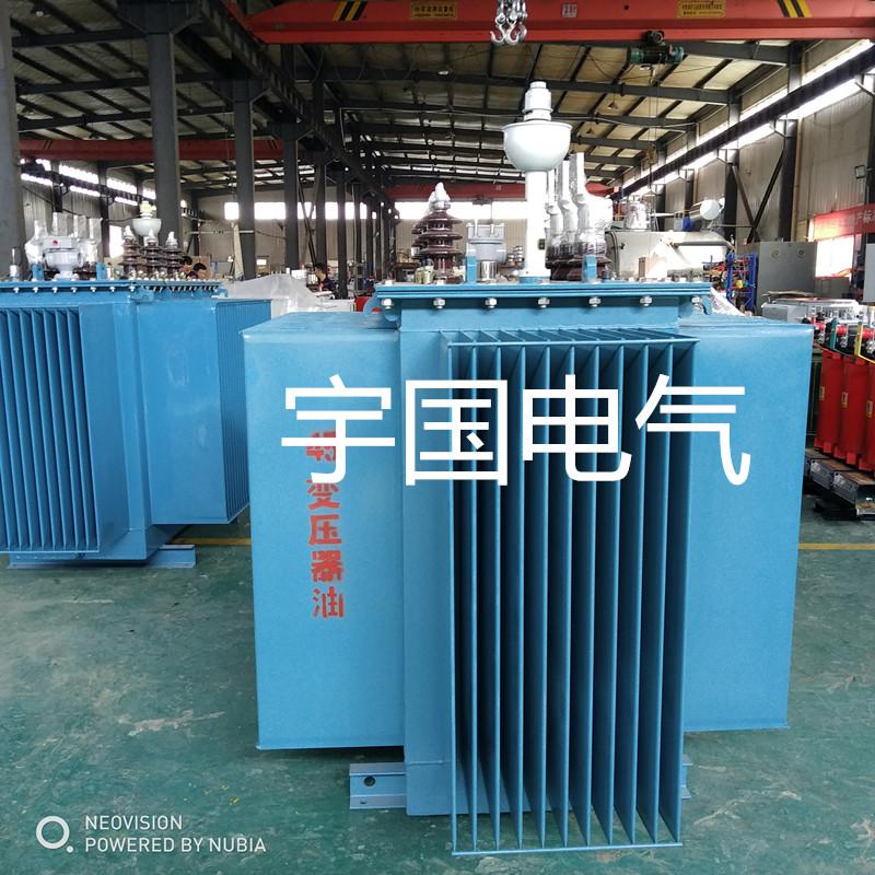 铜川S13油浸式变压器 110KV避雷器厂家