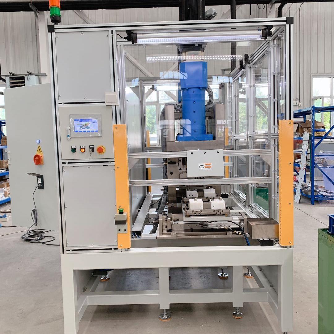 天津伺服压机——铰链压铆设备生产厂家