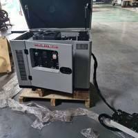 小型双面板柴油发电机TO6800ET-J