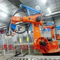 庄河二手KUKA机器人KR180分拣机器人 二器人