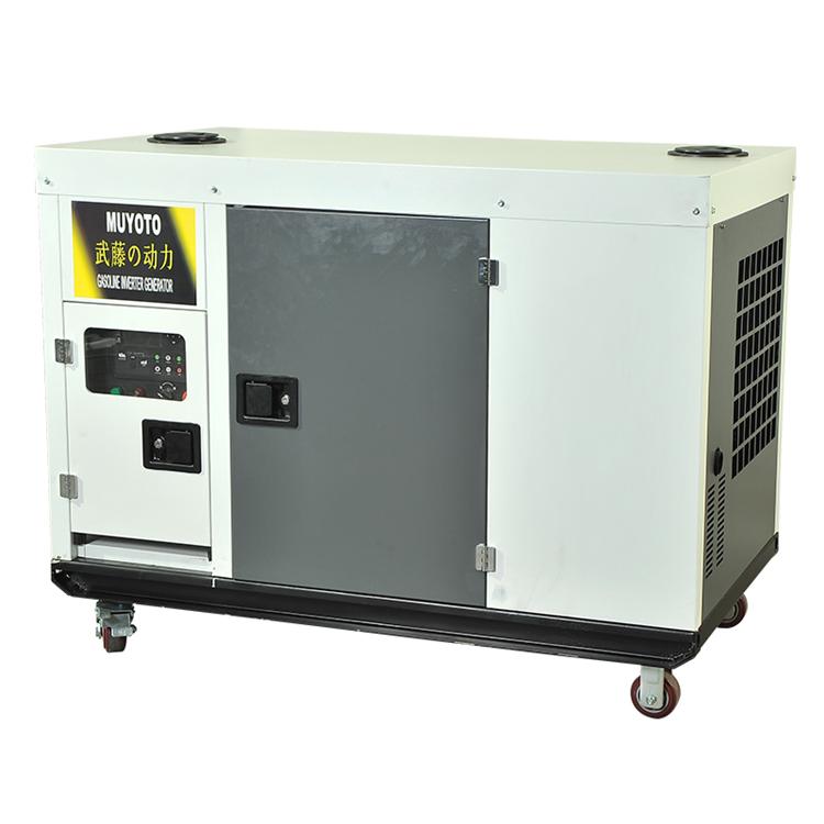 30kw康明斯静音柴油发电机电启动