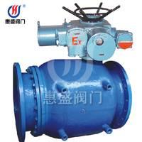 厂家直销 LHS941X-10Q 调压调流阀 电动活塞式调流调压阀报价 非标定制
