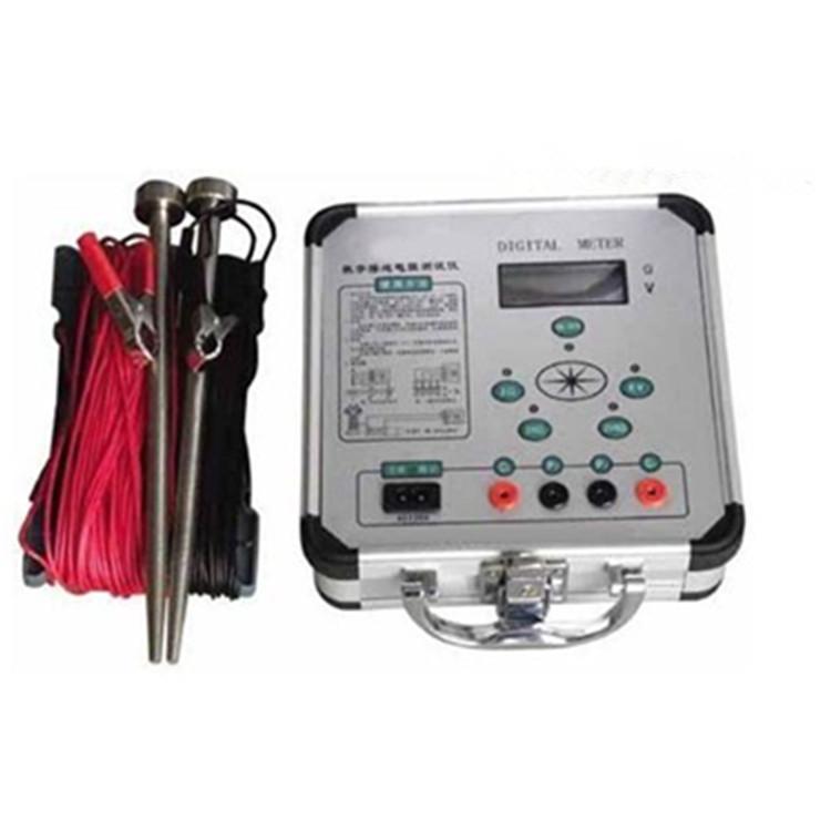 承试一级中洋电气接地电阻测试仪