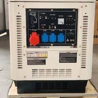 大泽静音15KW柴油发电机