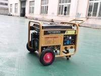 TOTO230A汽油发电电焊一体机大泽动力