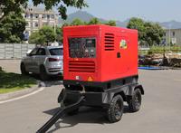单三相柴油发电电焊机TO500A-J