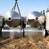 二手二维混合机 二维运动混合机设备 1000-3000L二维混不锈钢合机