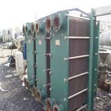 出售二手板式换热器20平方板式换热器设备低价供应