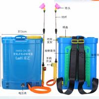 背负式电动喷雾器(20L手柄开关(三开关)高配/锂电)GC800-20L