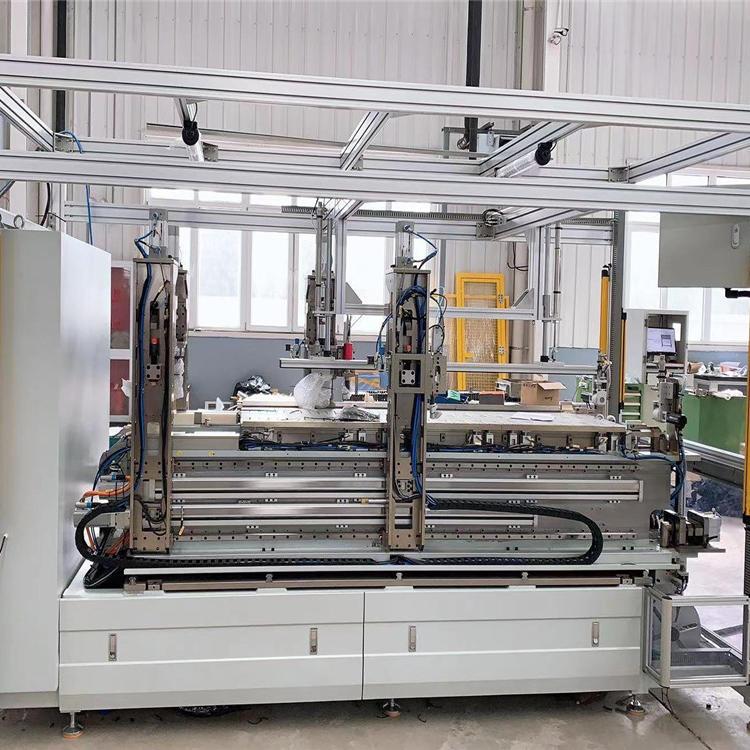 超声波焊接装配生产线 超声波焊接工站