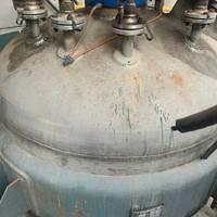 二手5000升不锈钢高压反应釜