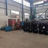 围堰施工用耐磨抽沙泵