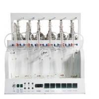 智能一体化蒸馏仪 中西器材 型号:XLMY-JL-ATL-06/M367878