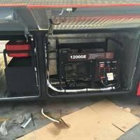 车用外接油箱柴油发电机