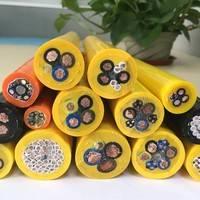 达柔厂家供应矿用卷筒电缆  4*6  10*4  5*4   7*4  可厂家定制各种规格电缆